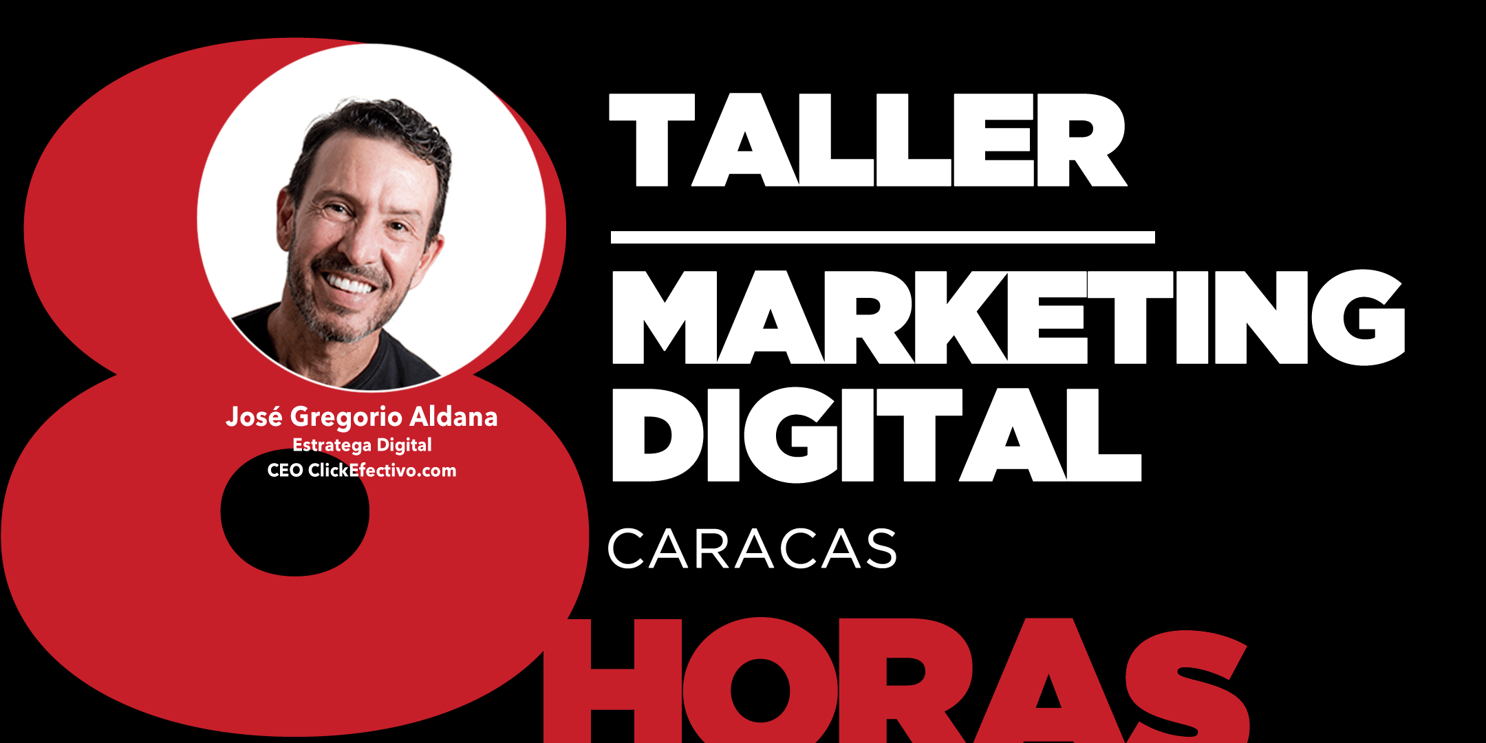 Taller de Marketing Digital en Caracas